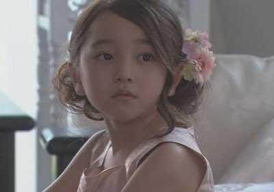 菅谷梨沙子小时候 小时候神似周迅简直仙女